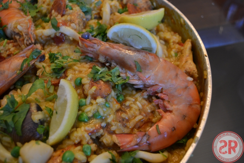 Paella by Sriracha Religion