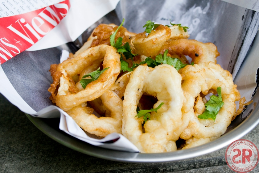 Beer Battered Calamari