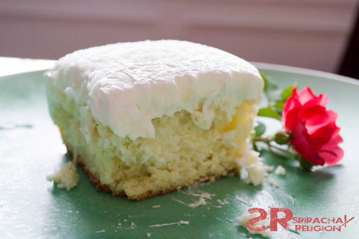 Very Easy Thai Coconut Cake