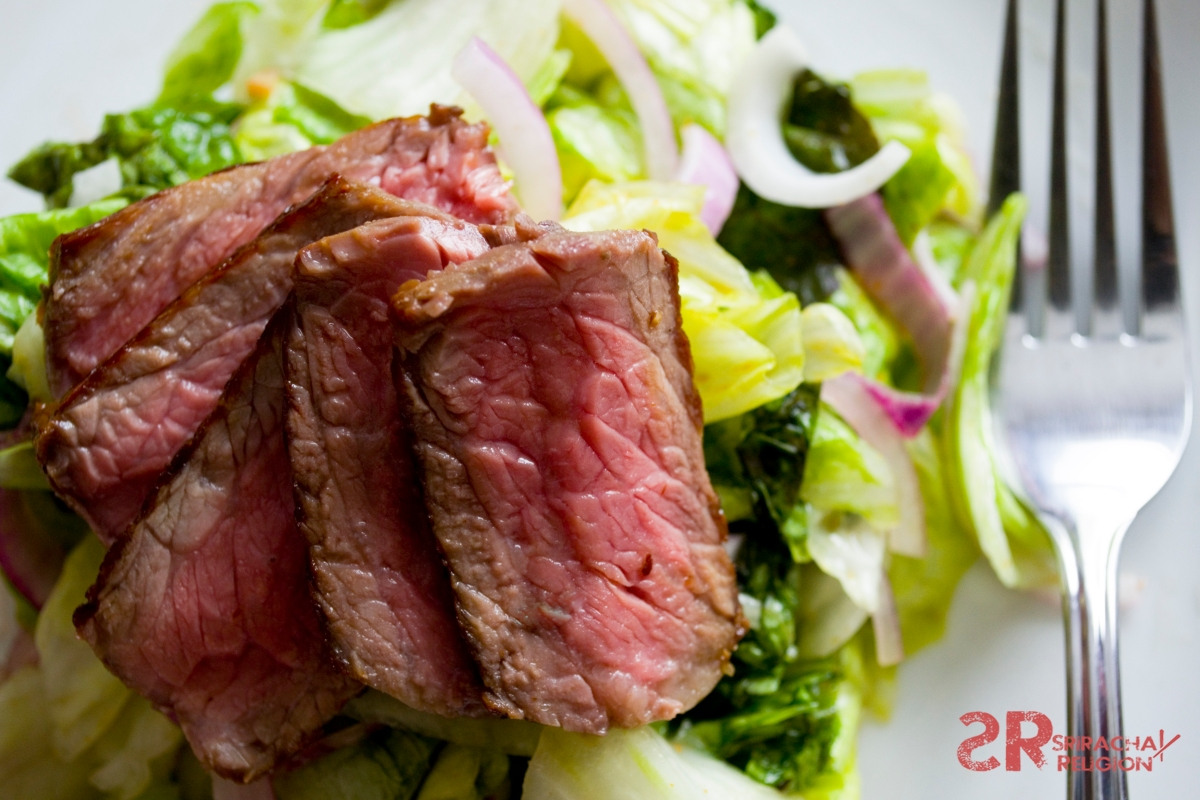 Beed Salad
